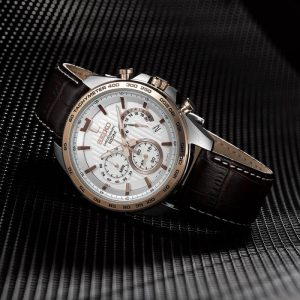 Seiko Montre Homme Chronographe Automatique