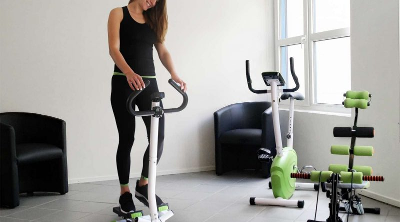 Utilisation-du-stepper-MAXOfit-Stepper-Greenline-MF-15